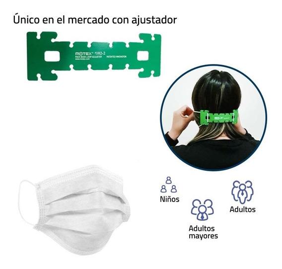 Paquete De 20 Cubrebocas N95 Uso Medico Motex