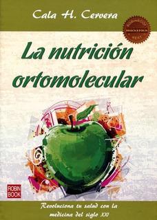 Nutrición Ortomolecular - Master Best, Cervera, Robin Book