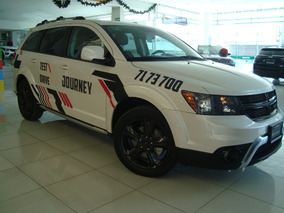 Dodge Journey Sxt Sport Plus At Unidad Demo Estrena Ya!!!