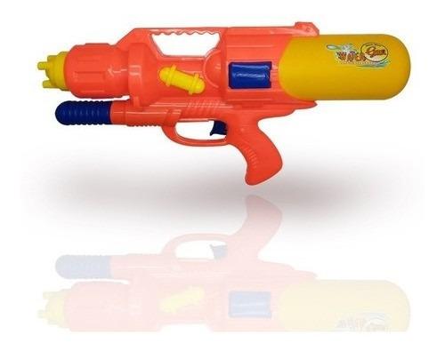 Lança Água Water Gun Arminha Arma Grande Brinquedo Verão