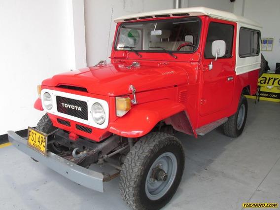 Toyota Land Cruiser Land Cruser