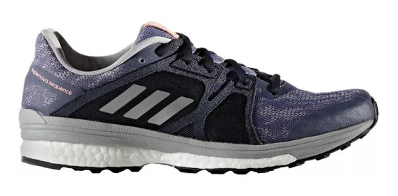 Tenis adidas Supernova Sequence 9 Mujer Correr Hiking Crossfit Running Gym