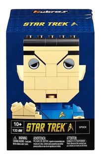 Kubros Star Trek Spock 16 Mega Bloks Building Kit 133 Pieza