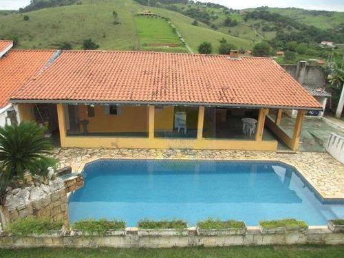Chácara À Venda, 1360 M² Por R$ 800.000,00 - Rio Abaixo - Atibaia/sp - Ch1136