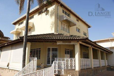 Casa No Condominio Jardim Chapadão - Ca7118