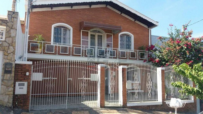 Casa À Venda, Jardim Leonor, Campinas. - Ca4376