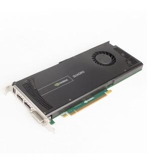 Nvidia Quadro 4000 2gb Diseño Trabajo 3d Excelente Estado