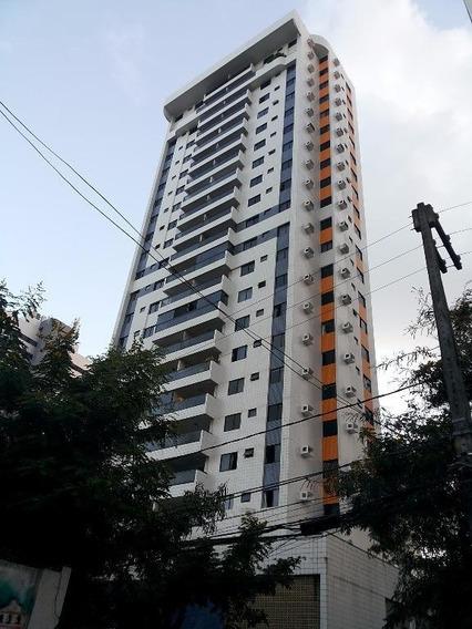 Apartamento Em Espinheiro, Recife/pe De 150m² 4 Quartos Para Locação R$ 1.800,00/mes - Ap588265