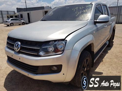 Imagem 1 de 2 de Sucata De Volkswagen Amarok 2013 - Retirada De Peças