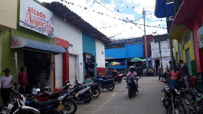 Lote Comercial Con Locales La Plata Huila