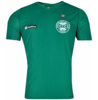 60% Off! Camisa Coritiba Treino Oficial Lotto 2011 2012