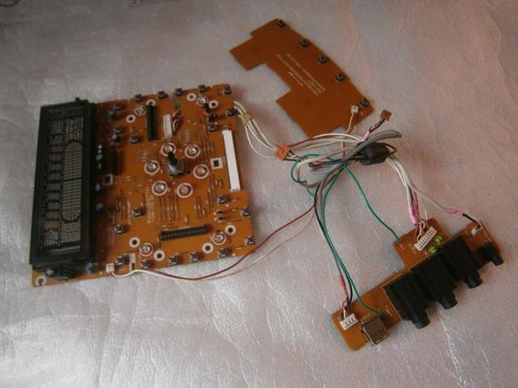Painel Completo Do Som LG Mcd-503 Usado Funcionando 100%