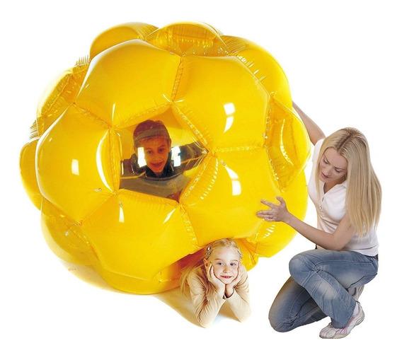 Pelota Jumbo Fun Ball Inflable 130cm Alto 68kg K210