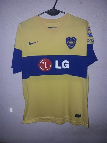 Camiseta Boca 2011 Alternativa