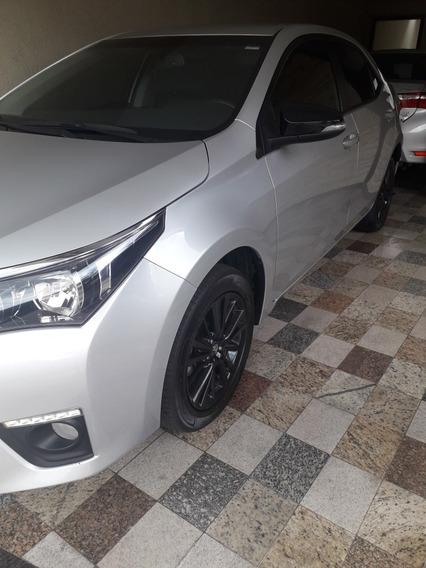Toyota Corolla 2.0 16v Dynamic Flex Multi-drive S 4p 2017