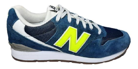 Zapatillas New Balance De Hombre Wrl996ja Cve