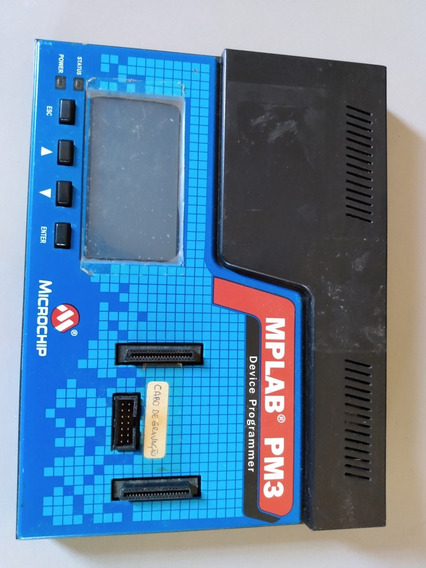 Programador De Pic Mplab Pm3 Microship
