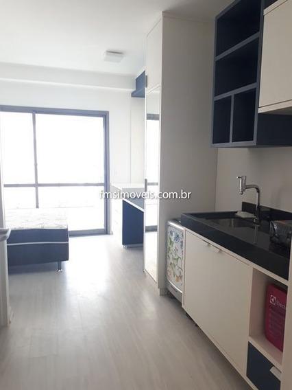 Apartamento Para Para Alugar Com 1 Quarto 30 M2 No Bairro Brooklin, São Paulo - Sp - Ap305442el