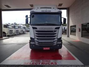 Scania R400 6x2 2014 Opticruise Selectrucks