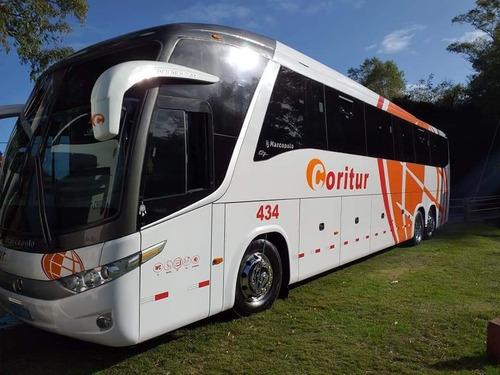 Marcopolo G7 Scania Y Volvo Vendo O Permuto