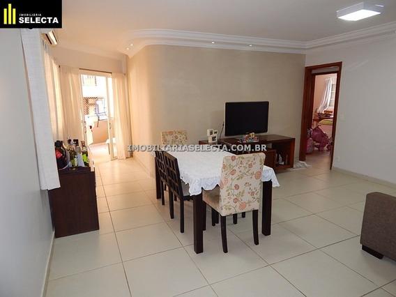 Apartamento 3 Quatos Para Venda No Bairro Jardim Redentor Em São José Do Rio Preto - Sp - Apa3302
