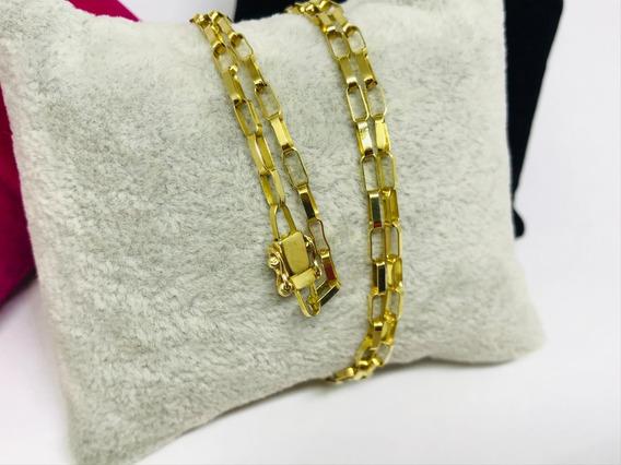Colar Corrente Cartier Ouro 18k