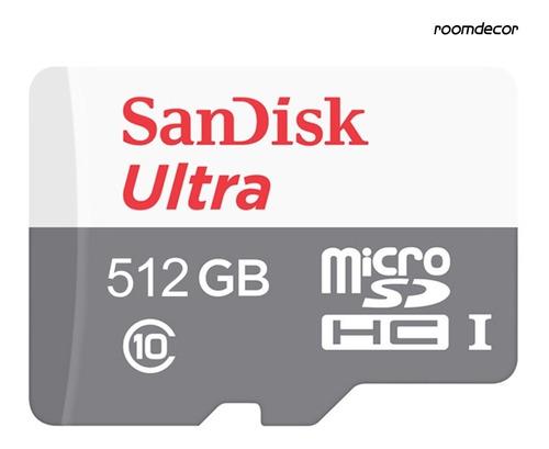 Cartão De Memória Sandisk Sdsqxcz-512g-gn6ma Extreme Pro 512