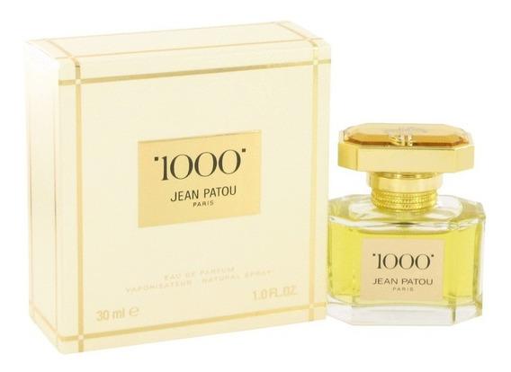 Perfume Jean Patou 1000 Feminino 30ml Eau De Parfum Original