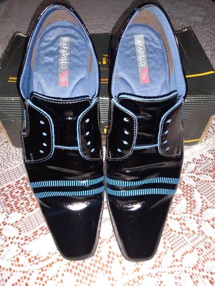 Sapato Social Rafarillo! N°40(pouco Usado).