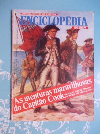 Enciclopédia Bloch - As Aventuras Maravilhosas Do Campo Cook
