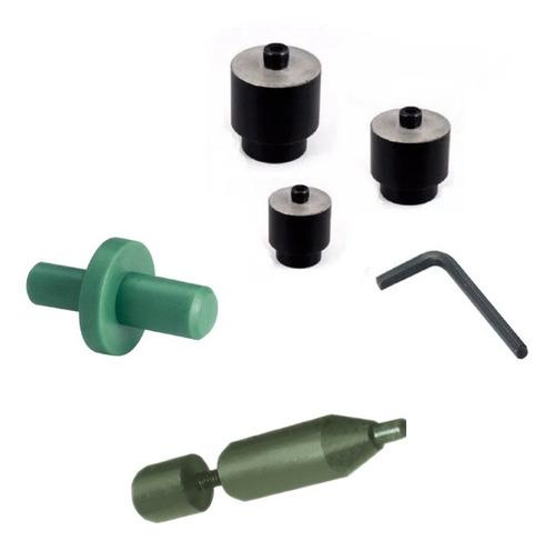 Imagen 1 de 3 de Kit Boquillas 20,25,32 + Reparadora+ 10 Tarugos Aq