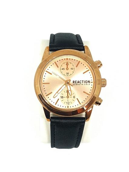 Reloj Kenneth Cole Nuevo Original Dama Plateado