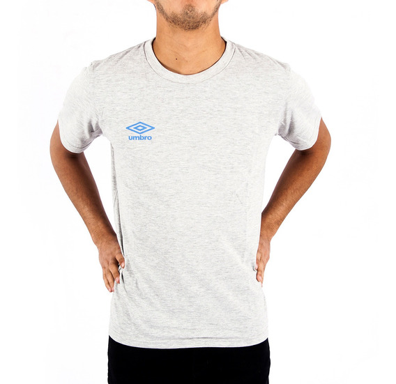 Remera Umbro Estampa 95 Gris