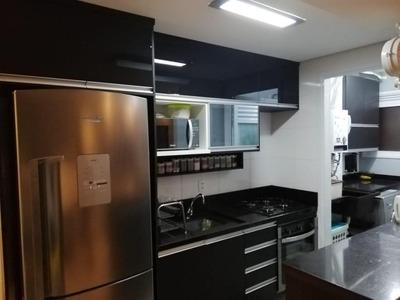Apartamento Em Tatuapé, São Paulo/sp De 45m² 1 Quartos À Venda Por R$ 450.000,00 - Ap254691