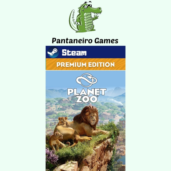 Planet Zoo Premium Edition Steam Offline