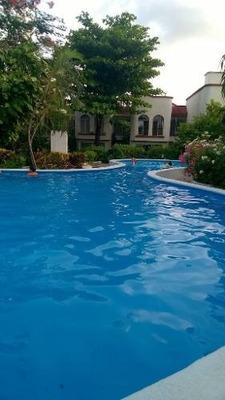 (crm-2658-3732) Casas En Renta En Cancun Centro