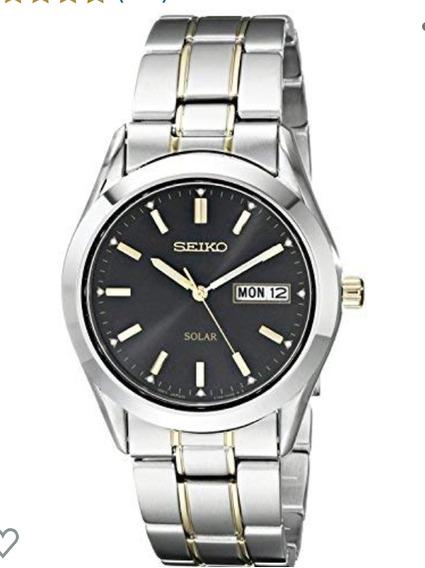 Reloj Para Hombre Seiko Modelo Sne042
