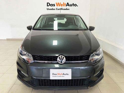 Imagen 1 de 13 de Volkswagen Polo 2020 5p Comfortline Plus Tiptronic