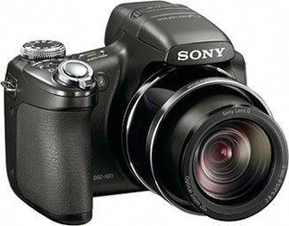 Sony Dsc-hx1 Semi-profissional Completa