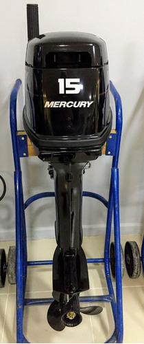 Mercury 15hp Mh Super