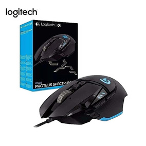 Mouse Gamer Logitech G502 Proteus Spectrum 12000dpi Rgb