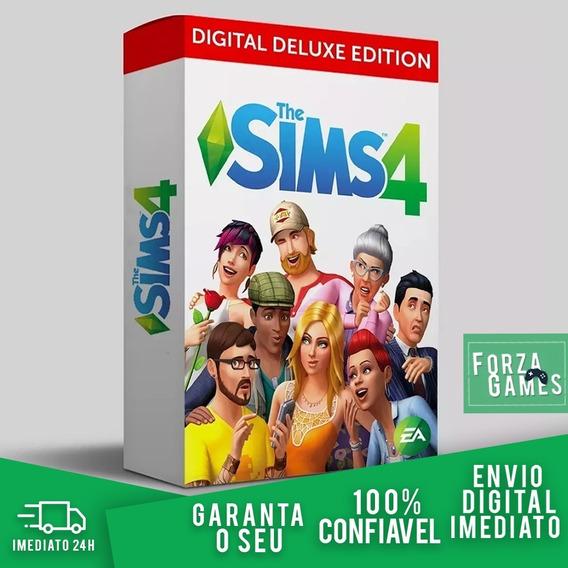 The Sims 4 Completo 2019 - Todas As Expansões - Digital Pc