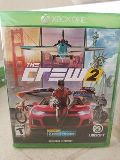 The Crew 2 Xbox One Nuevo Sellado Fisico