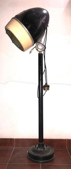 Secador De Pelo Antiguo. Del 1900. Funciona!