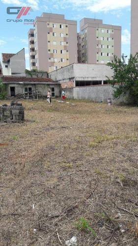 Imagem 1 de 2 de Terreno À Venda, 1000 M² Por R$ 800.000 - Vila São José - Taubaté/sp - Te0120