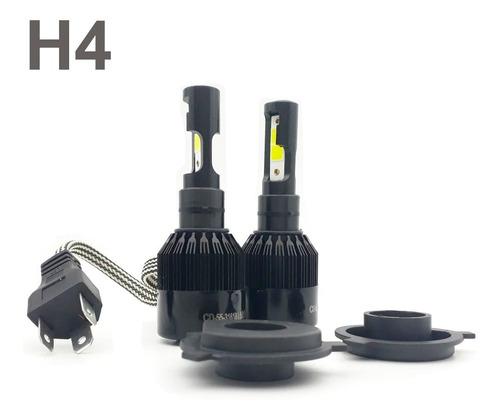 Lampada Led Code H1 H3 H4 H7 H11 Hb3 Hb4 8000k 7800 Lumens