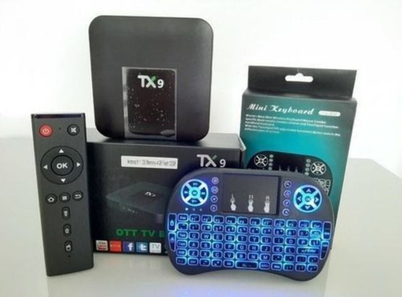 Tv Box Tx9 Android 10.1