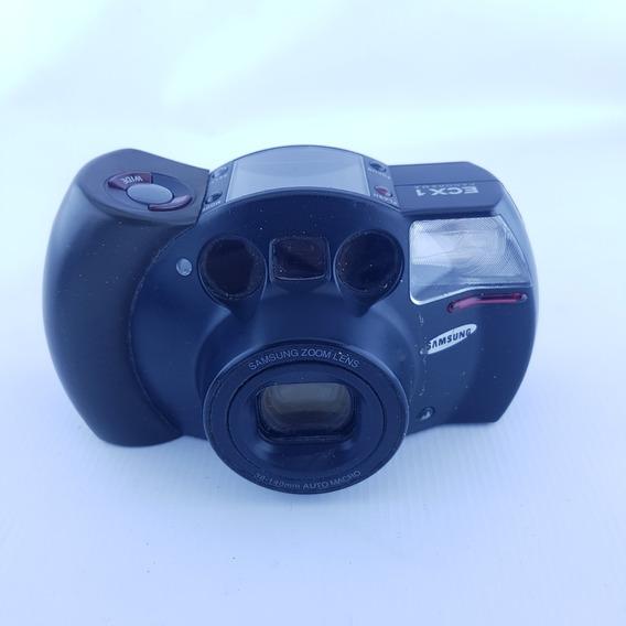 Câmera Samsung Zoom Ecx 1