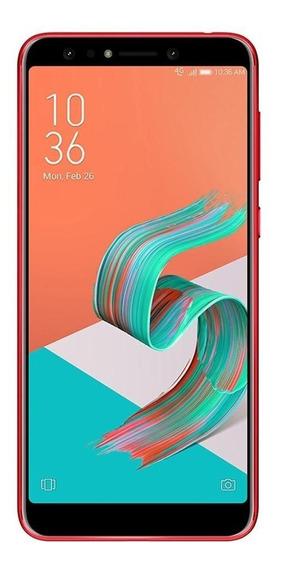 ASUS ZenFone 5 Selfie Pro ZC600KL Dual SIM 128 GB Vermelho 4 GB RAM