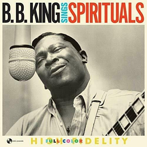 Lp Bb King Sings Spirituals Importado Leia Descrição